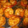 Spicy Oven Roasted Shrimp