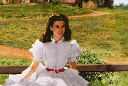 Scarlett - the most famous Flirt of the South and original Southern belle.