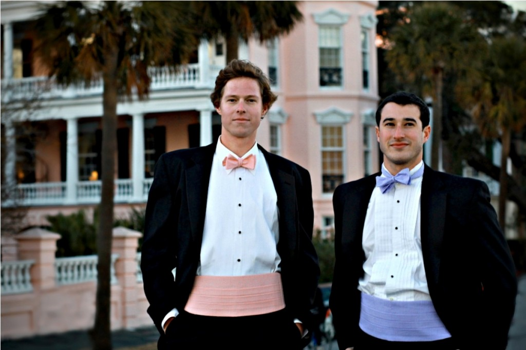 Charleston gentleman bow tie