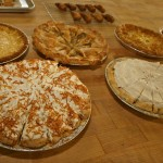 Pledge $25 to Pie Shop's Kickstarter campaign to enjoy stuffing your face at happy hour!