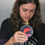 The VIP Tent at Taste of ATL offered dozens of samples of ale.