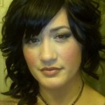 Ashley from Bob Steele Salon has perfected her curls this holiday season.