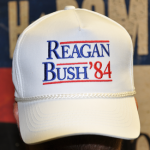 "To ""celebrate Ronald Reagan's historic landslide victory in the 1984 general election."""