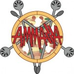 Ammazza graphic designed by Matt Ketchum