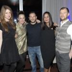 The CFDA {Fashion Incubator} party at Whiskey Blue