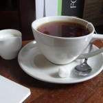 A cup of English Breakfast tea goes great with any English breakfast..