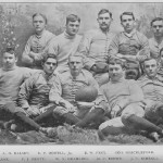 UGA's first football team in 1892