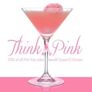 Pink Kiss Martini