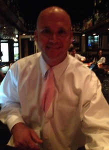 Go see Steve at New York Prime in Atlanta. Look for the charmer in a pink tie!