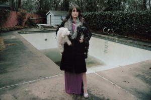 Katy Ruth Camp looking ever-so-chic with her pups!