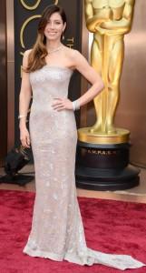 Jessica Biel a.k.a. Mrs. Justin Timberlake.