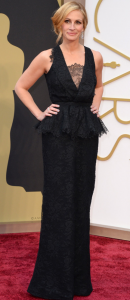Our favorite Southern lady, Julia Roberts, in Givenchy. Girl, please!