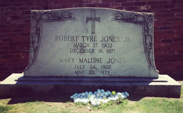 Bobby Jones Grave
