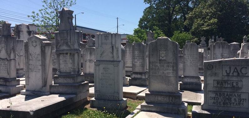 Jewish Oakland Cemetery