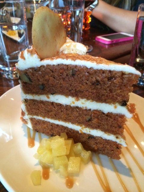 Carrot Cake Murphy's Atlanta