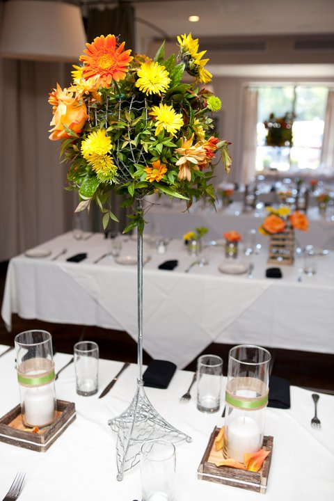 JCT Kitchen wedding flowers