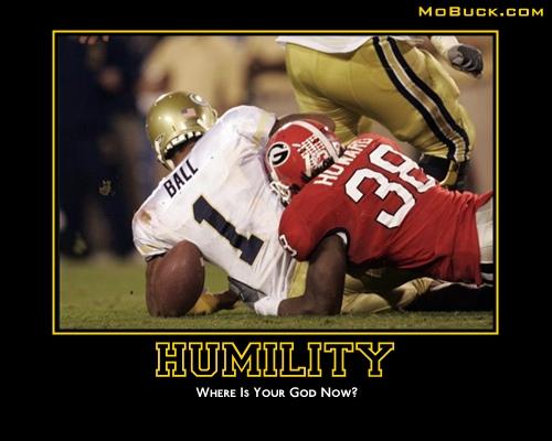 UGA Tech humility