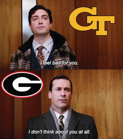 UGA Tech Mad Men