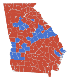 Georgia Governor Election 2014