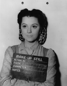 Ann Rutherford Gone With the Wind