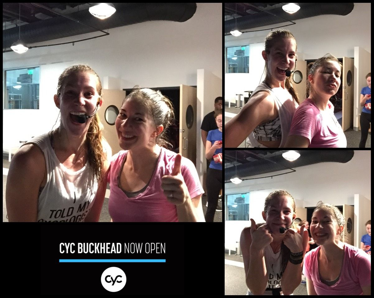 cyc fitness atlanta pretty southern