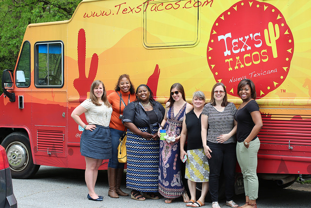 Tex's Tacos Food Truck Atlanta