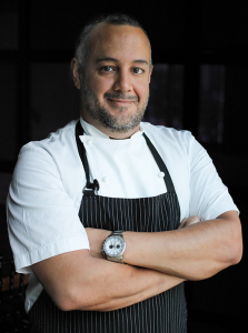 Chef Mark Alba