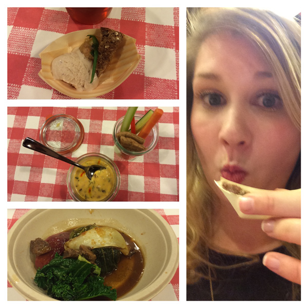 Pretty Southern Food Blogger Tasting