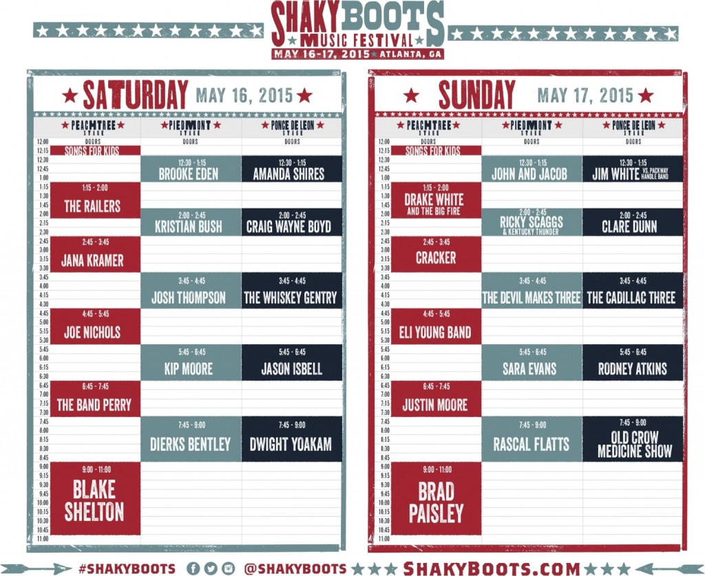 Shaky_Boots_Schedule