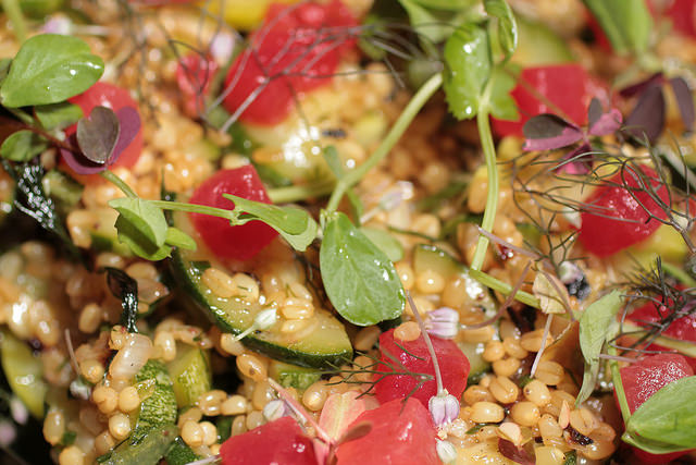 Marinated Zucchini Salad - Empire State South