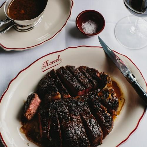 Marcel steakhouse Atlanta Ford Fry