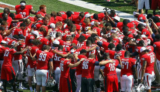 UGA Georgia Football Bulldogs Prayer