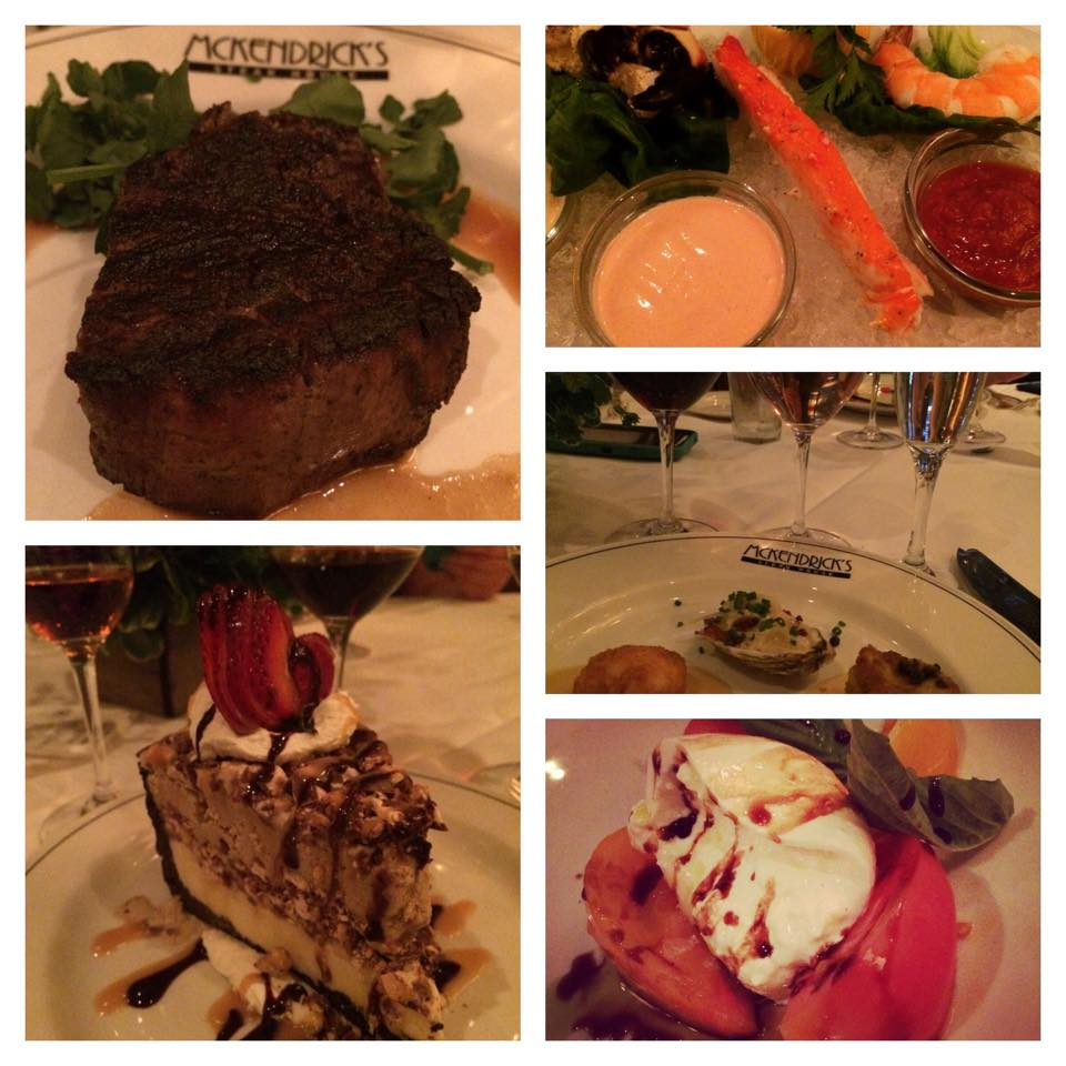 McKendrick's Steakhouse Atlanta