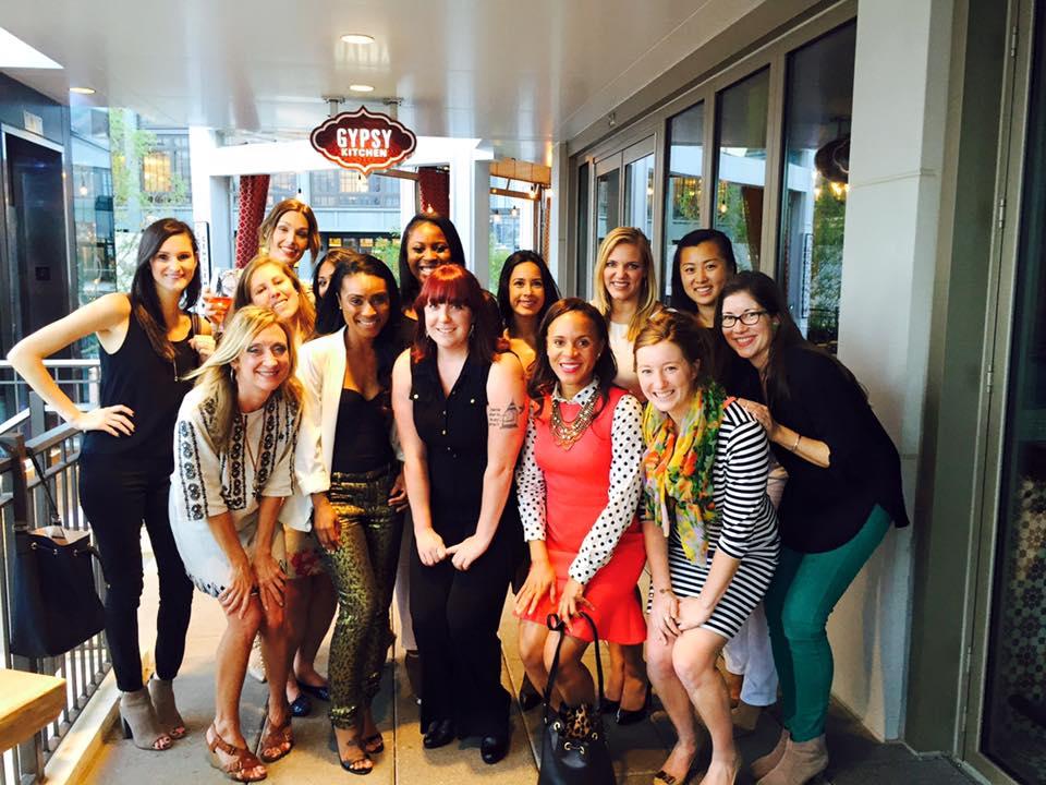 Tori Allen PR Atlanta Blogger Meetup