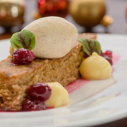 STK Atlanta Holiday Dessert