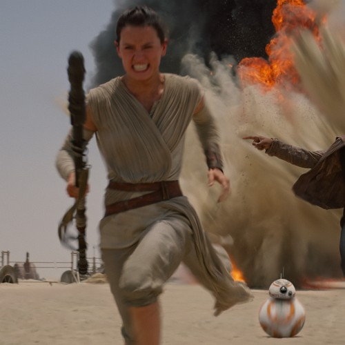 Star Wars Jakku Battle