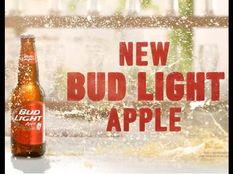 Bud Light Apple Beer