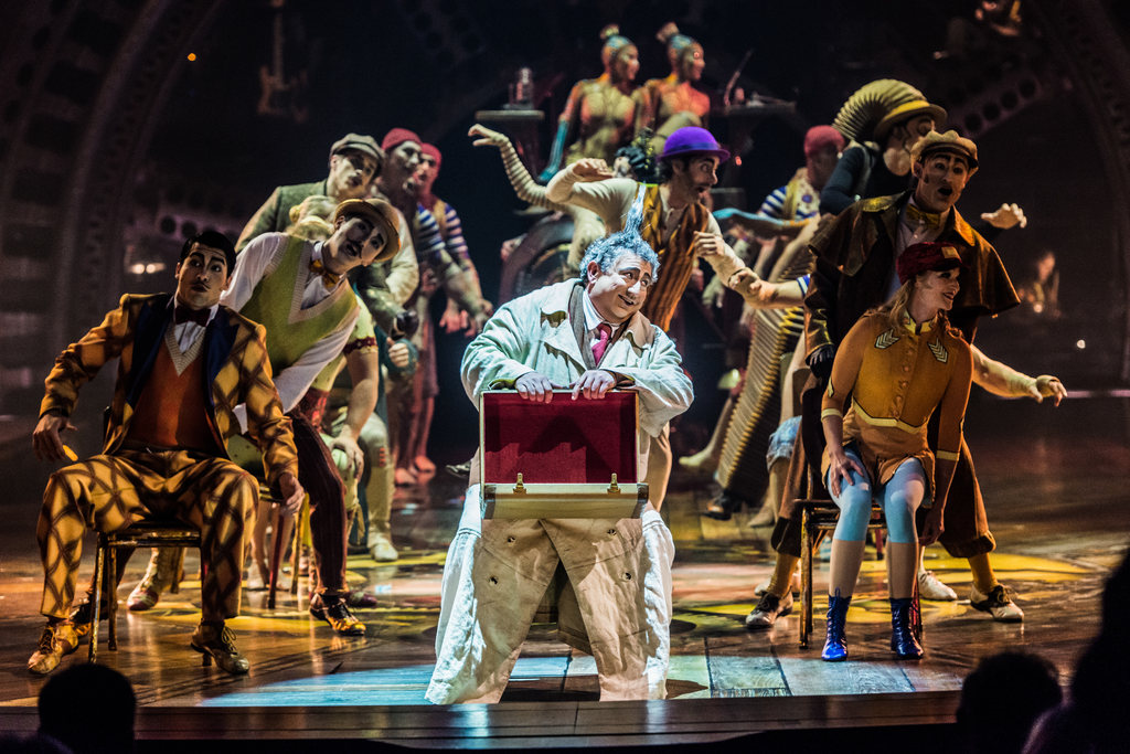 KURIOS Cirque du Soleil