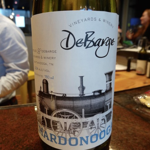 Debarge-wine-Chattanooga
