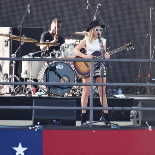Riverbend Music Festival 2016 ZZ Ward on the Coca-Cola Stage
