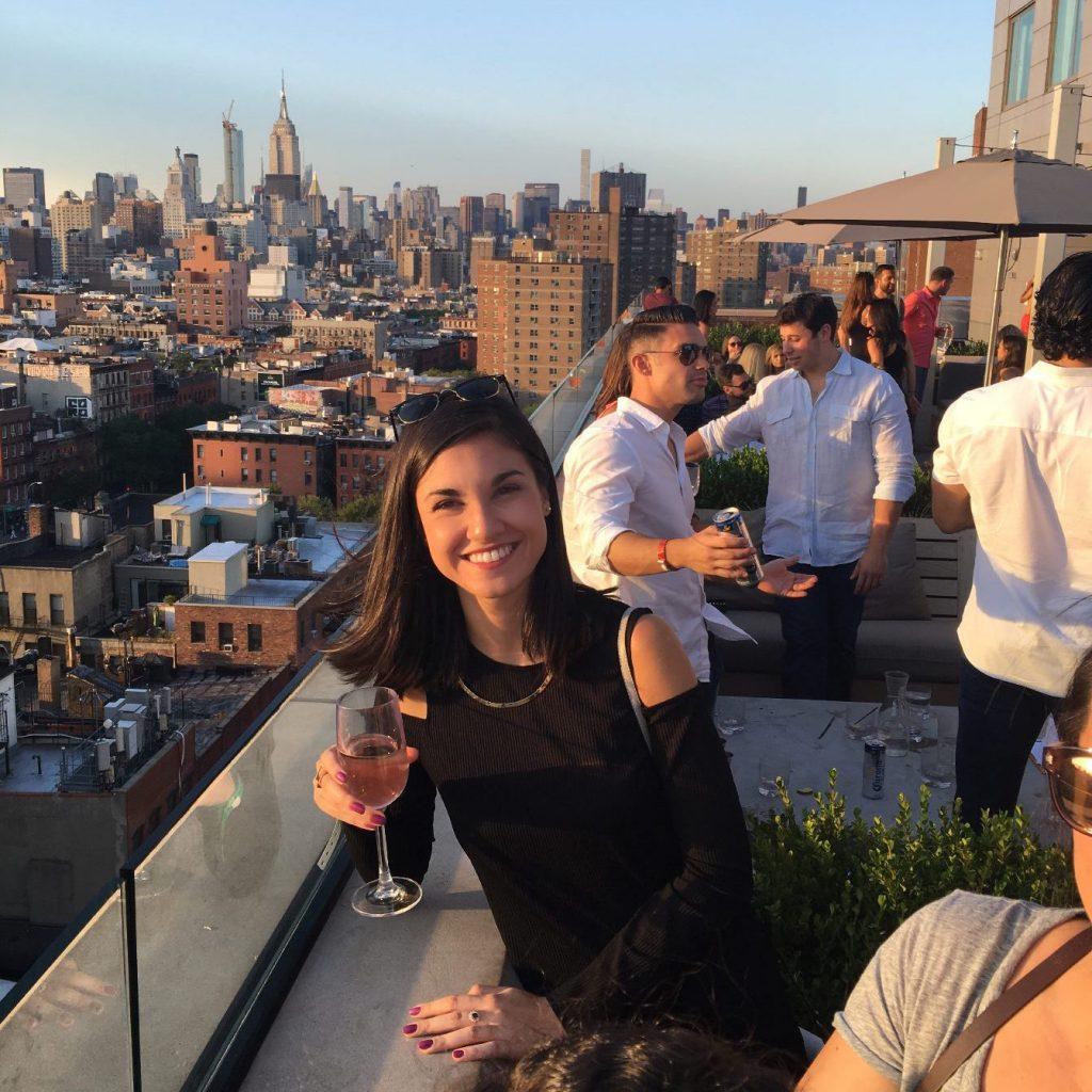 Polina Marinova NYC