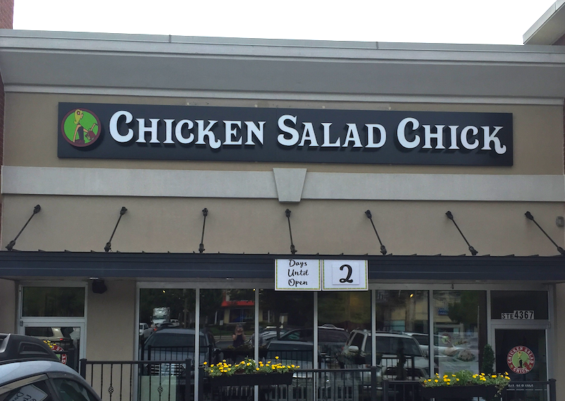 Chicken Salad Chick Buckhead Atlanta Roswell Road