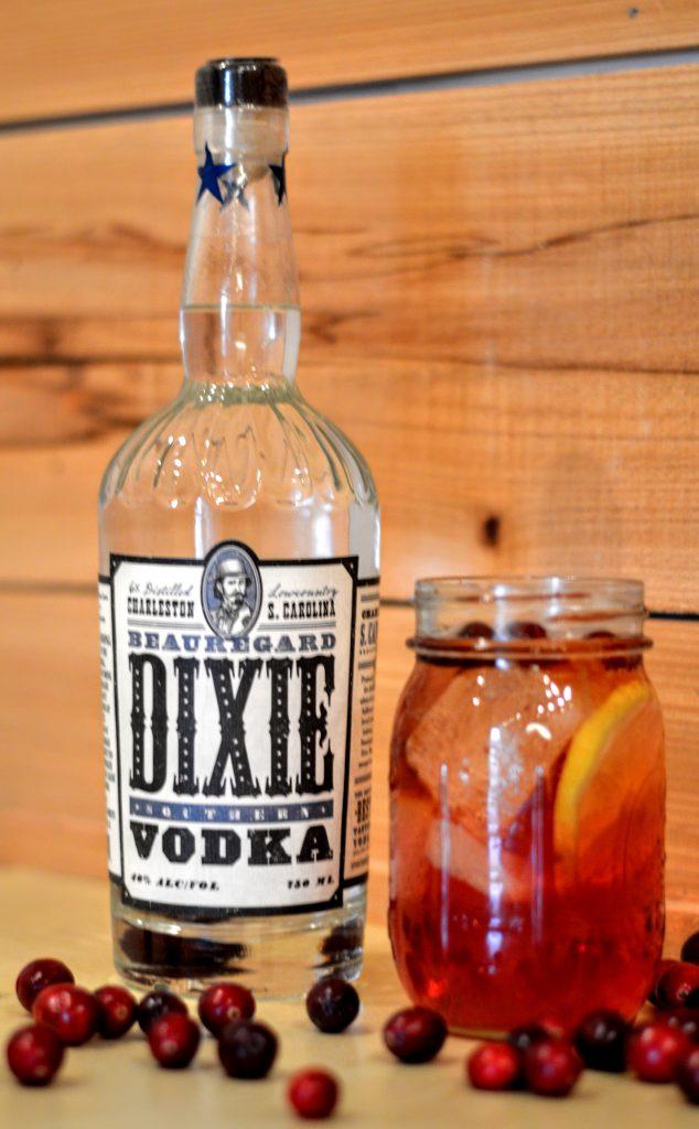 DixieTide Dixie Vodka