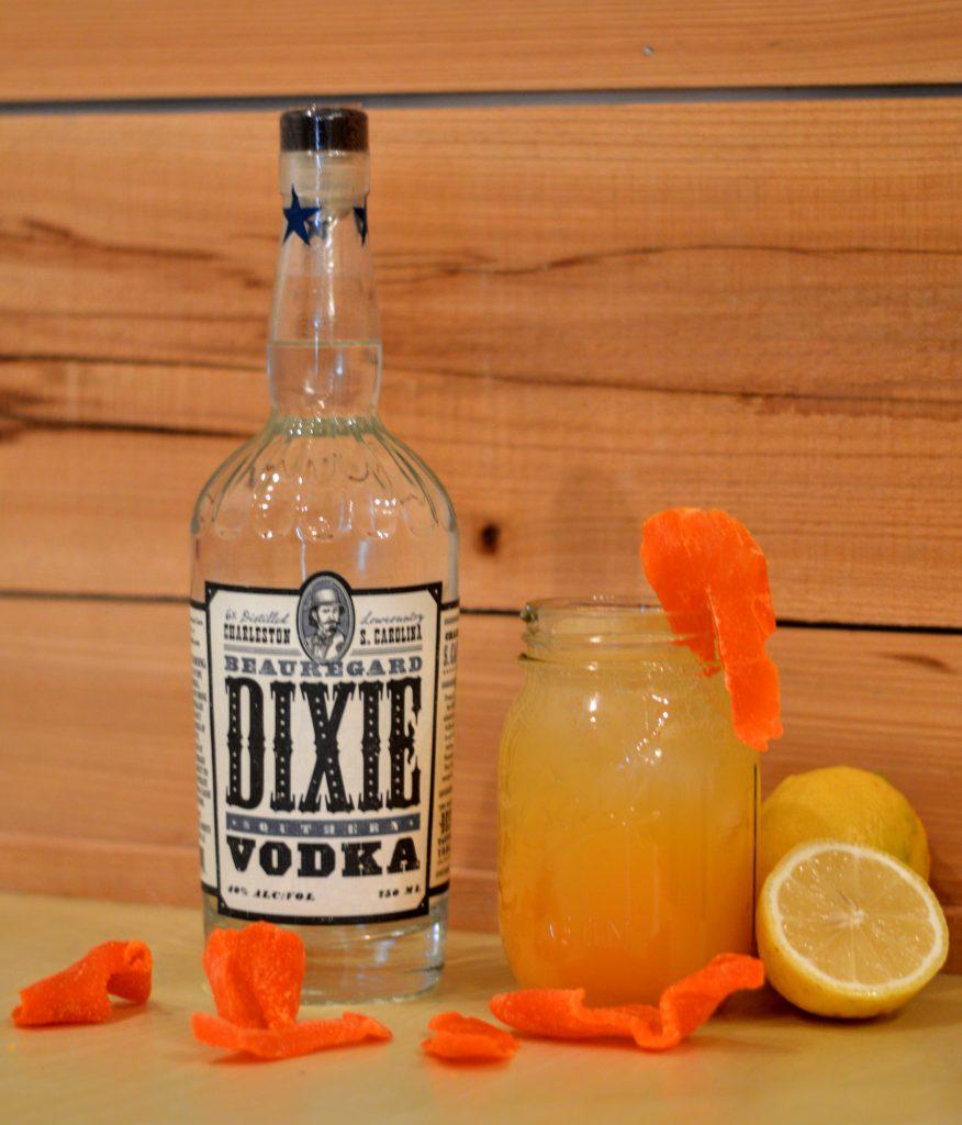 DixieTigerPaw Tiger Cocktail Dixie Vodka