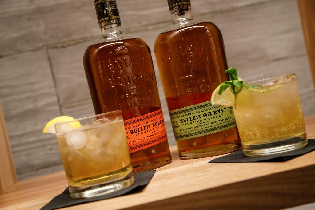 FRYE Bulleit Bourbon cocktail