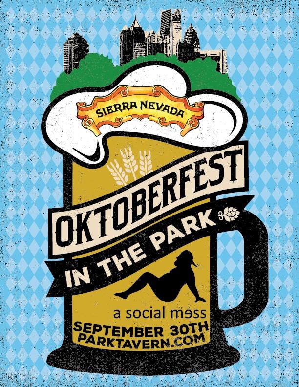 Oktoberfest.Atlanta Piedmont Park