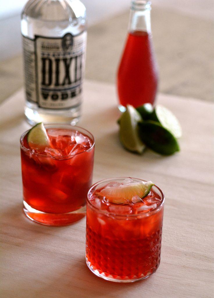 Tennessee - Jumbo Fruit Punch + Dixie Vodka
