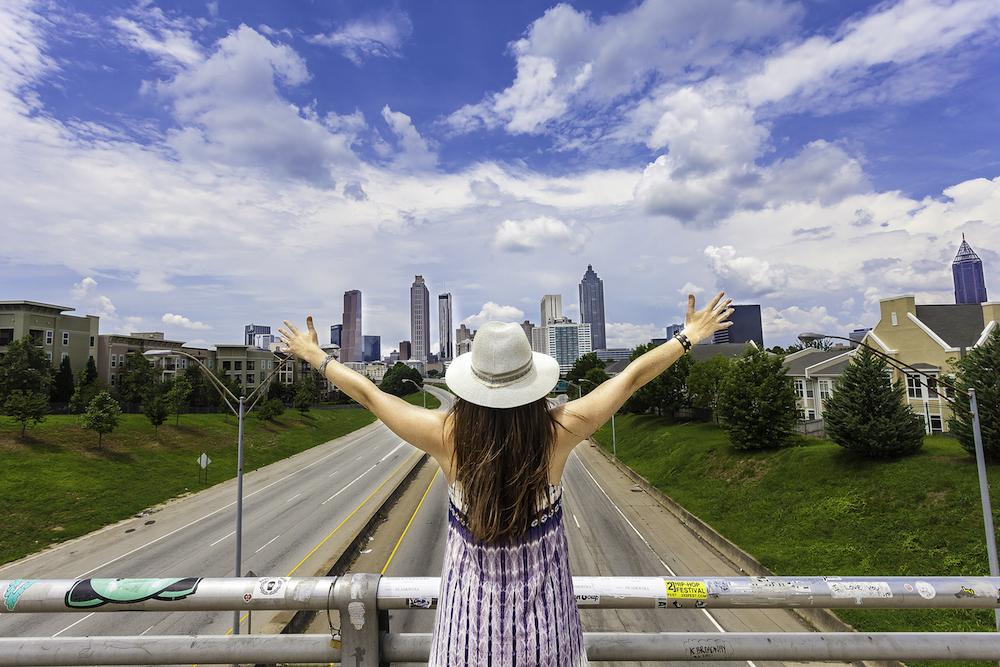 Pretty Southern Atlanta Terminus