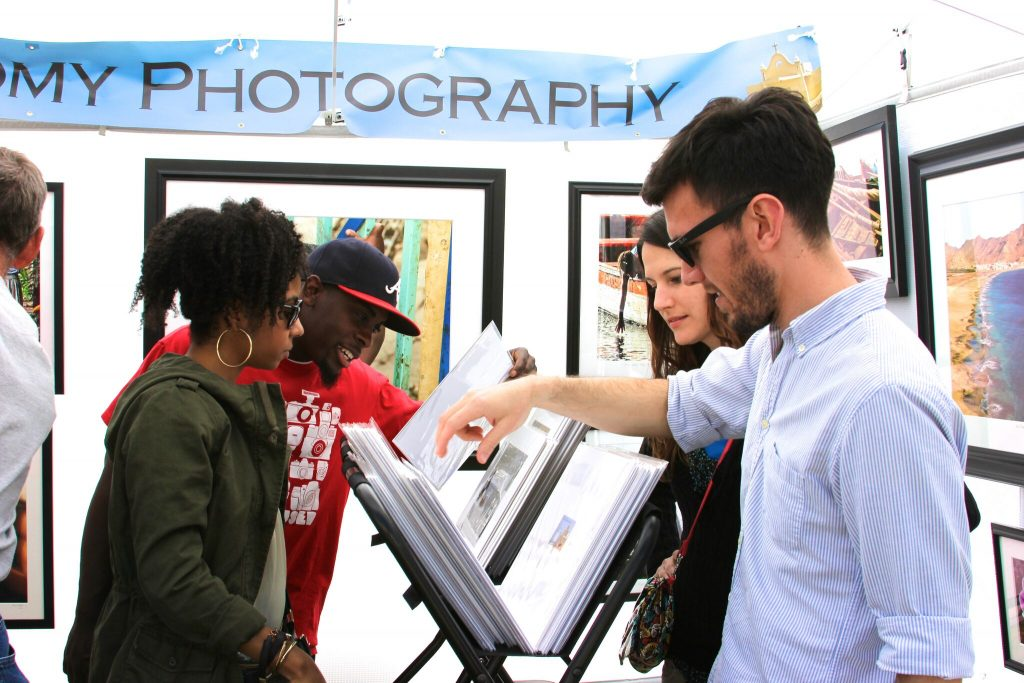 Atlanta Arts Festival - Ponce - Photography