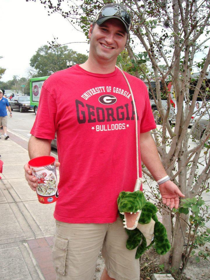 Royce Smith UGA Georgia vs. Florida #GoDawgs #UGAvsUF
